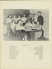 Page 12, 1949 Edition, New Troy High School - Trojans Yearbook (New Troy, MI) online yearbook collection