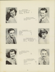 Page 16, 1949 Edition, New Troy High School - Trojans Yearbook (New Troy, MI) online yearbook collection