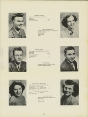 Page 17, 1949 Edition, New Troy High School - Trojans Yearbook (New Troy, MI) online yearbook collection