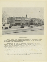 Page 5, 1949 Edition, New Troy High School - Trojans Yearbook (New Troy, MI) online yearbook collection