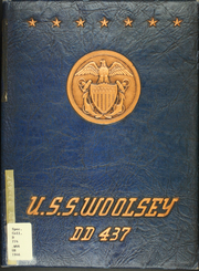 1946 Edition, Woolsey (DD 437) - Naval Cruise Book