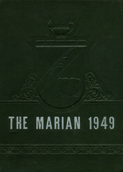 1949 Edition, Sweetest Heart of Mary High School - Marian Yearbook (Detroit, MI)