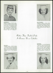 Page 14, 1955 Edition, Sweetest Heart of Mary High School - Marian Yearbook (Detroit, MI) online yearbook collection