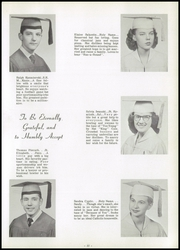 Page 15, 1955 Edition, Sweetest Heart of Mary High School - Marian Yearbook (Detroit, MI) online yearbook collection