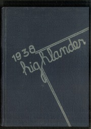 Page 1, 1938 Edition, Western State High School - Highlander Yearbook (Kalamazoo, MI) online yearbook collection