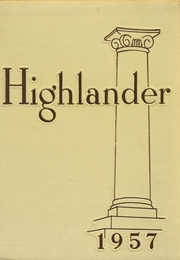 Page 1, 1957 Edition, Western State High School - Highlander Yearbook (Kalamazoo, MI) online yearbook collection