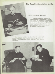 Page 10, 1958 Edition, Sacred Heart High School - Corier Yearbook (Flint, MI) online yearbook collection