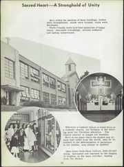 Page 12, 1958 Edition, Sacred Heart High School - Corier Yearbook (Flint, MI) online yearbook collection