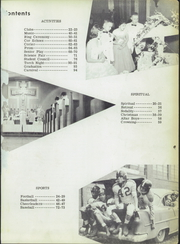 Page 3, 1958 Edition, Sacred Heart High School - Corier Yearbook (Flint, MI) online yearbook collection