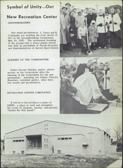 Page 5, 1958 Edition, Sacred Heart High School - Corier Yearbook (Flint, MI) online yearbook collection