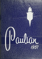 1957 Edition, St Paul High School - Paulian Yearbook (Owosso, MI)