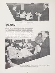 Page 14, 1958 Edition, St Paul High School - Paulian Yearbook (Owosso, MI) online yearbook collection