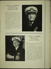 Page 10, 1950 Edition, Worcester (CL 144) - Naval Cruise Book online yearbook collection
