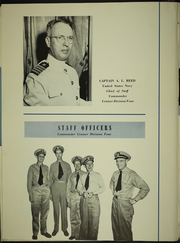 Page 12, 1950 Edition, Worcester (CL 144) - Naval Cruise Book online yearbook collection