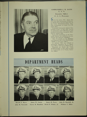 Page 15, 1950 Edition, Worcester (CL 144) - Naval Cruise Book online yearbook collection