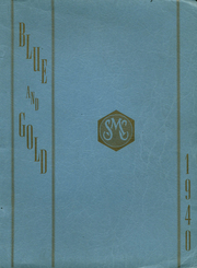 Page 1, 1940 Edition, St Marys Commercial High School - Blue and Gold Yearbook (Detroit, MI) online yearbook collection