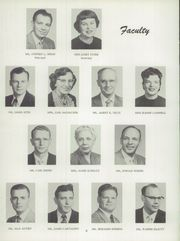 Page 12, 1956 Edition, Eastland High School - Echo Yearbook (Roseville, MI) online yearbook collection