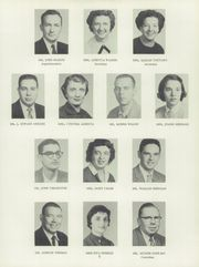 Page 13, 1956 Edition, Eastland High School - Echo Yearbook (Roseville, MI) online yearbook collection