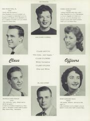 Page 15, 1956 Edition, Eastland High School - Echo Yearbook (Roseville, MI) online yearbook collection