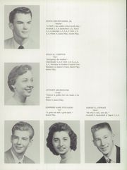 Page 16, 1956 Edition, Eastland High School - Echo Yearbook (Roseville, MI) online yearbook collection