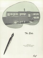 Page 5, 1956 Edition, Eastland High School - Echo Yearbook (Roseville, MI) online yearbook collection