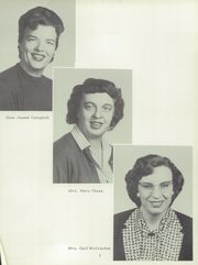 Page 7, 1956 Edition, Eastland High School - Echo Yearbook (Roseville, MI) online yearbook collection