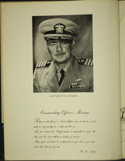 Page 11, 1951 Edition, Wright (CVL 49) - Naval Cruise Book online yearbook collection
