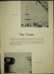 Page 14, 1951 Edition, Wright (CVL 49) - Naval Cruise Book online yearbook collection