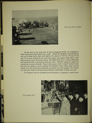 Page 17, 1951 Edition, Wright (CVL 49) - Naval Cruise Book online yearbook collection