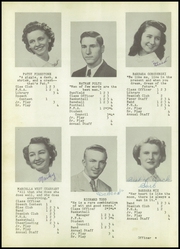 Page 12, 1951 Edition, Vermontville High School - Verhian Yearbook (Vermontville, MI) online yearbook collection