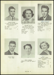 Page 14, 1951 Edition, Vermontville High School - Verhian Yearbook (Vermontville, MI) online yearbook collection