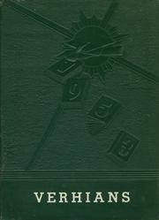 1953 Edition, Vermontville High School - Verhian Yearbook (Vermontville, MI)