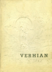 1954 Edition, Vermontville High School - Verhian Yearbook (Vermontville, MI)