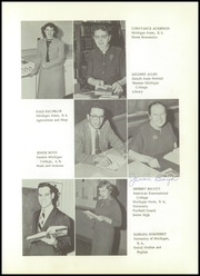 Page 11, 1958 Edition, Vermontville High School - Verhian Yearbook (Vermontville, MI) online yearbook collection