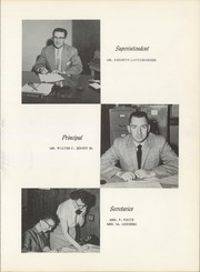 Page 11, 1959 Edition, Vermontville High School - Verhian Yearbook (Vermontville, MI) online yearbook collection