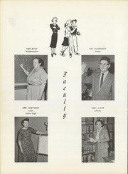 Page 12, 1959 Edition, Vermontville High School - Verhian Yearbook (Vermontville, MI) online yearbook collection