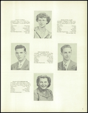 Page 11, 1951 Edition, Columbiaville High School - Columbian Yearbook (Columbiaville, MI) online yearbook collection