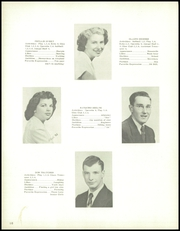 Page 14, 1951 Edition, Columbiaville High School - Columbian Yearbook (Columbiaville, MI) online yearbook collection