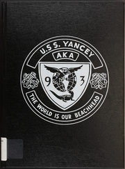 Page 1, 1962 Edition, Yancey (AKA 93) - Naval Cruise Book online yearbook collection