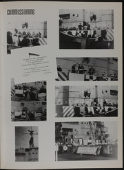 Page 11, 1962 Edition, Yancey (AKA 93) - Naval Cruise Book online yearbook collection