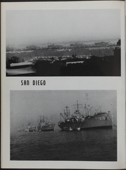 Page 12, 1962 Edition, Yancey (AKA 93) - Naval Cruise Book online yearbook collection