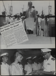 Page 15, 1962 Edition, Yancey (AKA 93) - Naval Cruise Book online yearbook collection