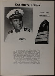 Page 5, 1962 Edition, Yancey (AKA 93) - Naval Cruise Book online yearbook collection