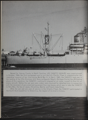 Page 6, 1962 Edition, Yancey (AKA 93) - Naval Cruise Book online yearbook collection