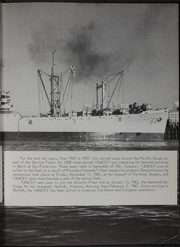 Page 7, 1962 Edition, Yancey (AKA 93) - Naval Cruise Book online yearbook collection