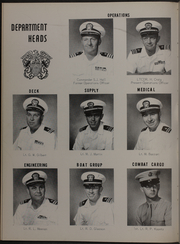 Page 8, 1962 Edition, Yancey (AKA 93) - Naval Cruise Book online yearbook collection
