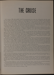 Page 9, 1962 Edition, Yancey (AKA 93) - Naval Cruise Book online yearbook collection