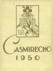 1950 Edition, St Casimir High School - Casmirecho Yearbook (Detroit, MI)