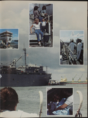 Page 23, 1986 Edition, Yellowstone (AD 41) - Naval Cruise Book online yearbook collection