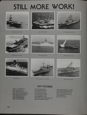 Page 238, 1986 Edition, Yellowstone (AD 41) - Naval Cruise Book online yearbook collection